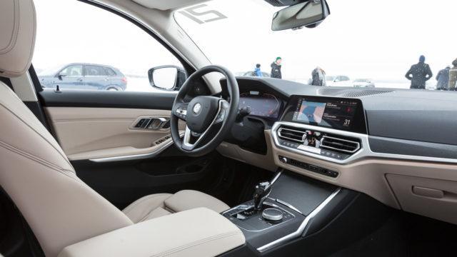 BMW 320d xDrive G20