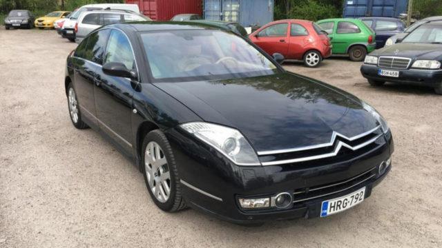 Citroën C6 etu - Tori.fi