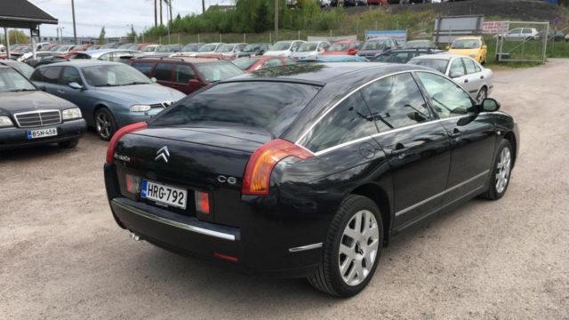 Citroën C6 takaa - Tori.fi