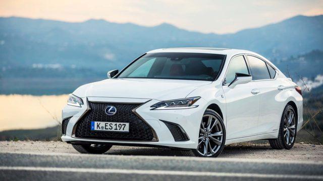 Koeajo: Lexus ES 300h – Erilainen, mutta onnistunut
