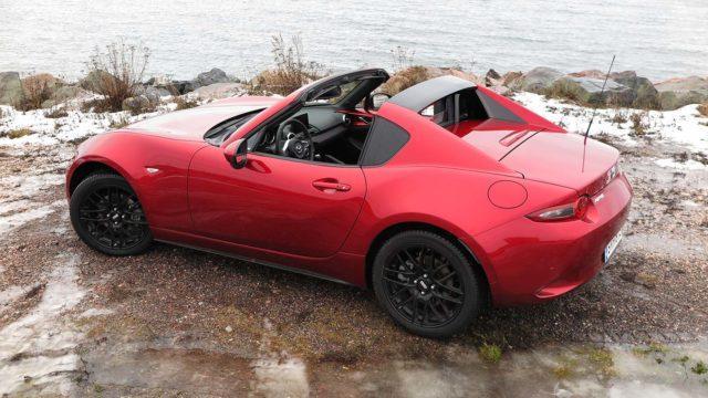Koeajo: Kesää odotellessa – Mazda MX-5 RF