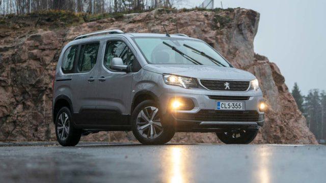 Koeajo: toisenlainen tilaihme – Peugeot Rifter