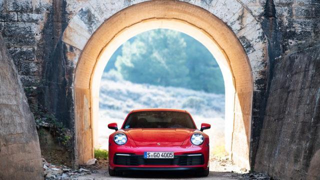 Porsche 911 Carrera S PDK 992