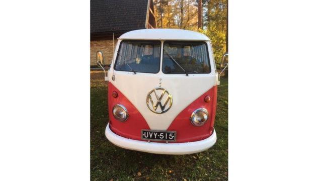 Volkswagen Transporter keula - Tori.fi