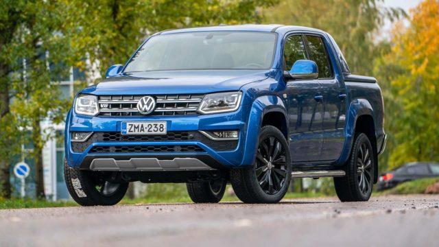 Koeajo: sporteista suurin – Volkswagen Amarok