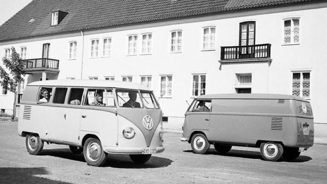 Volkswagen Typ 2 T1 Kleinbus & Kastenwagen