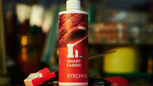 Gtechniq I1 Smart Fabric -tekstiilipinnoite