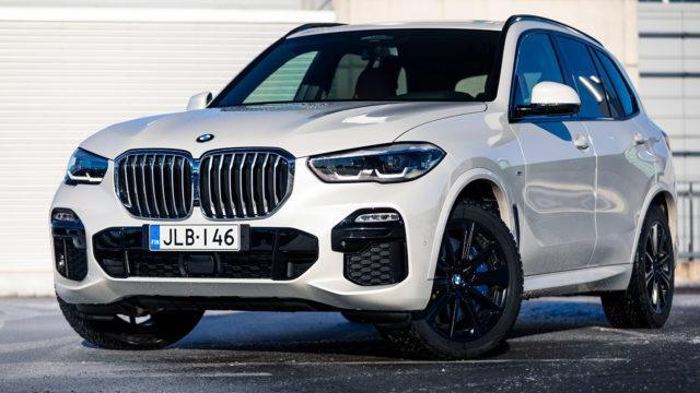 Koeajo: BMW X5 xDrive 30d M Sport – odotusten mukainen