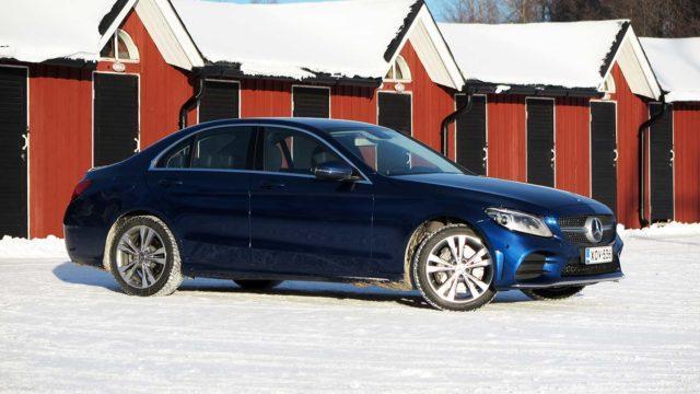 Koeajo: sähäkkää sähköavustusta – Mercedes-Benz C 200 EQ-Boost