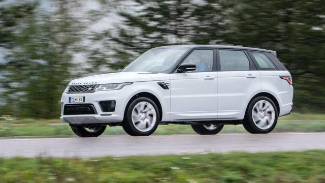Koeajo: Range Rover Sport P400e HSE Dynamic – Ei se auto, vaan se yhteiskunta