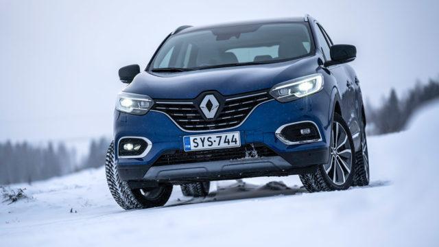 Koeajo: Renault Kadjar uudistui ja sai modernit moottorit