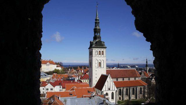 Tallinna keskiaika