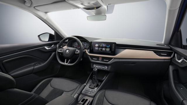 Škoda Scala RS