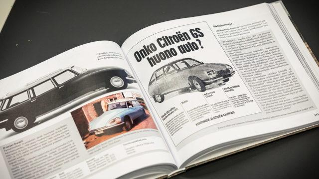 Citroën Suomessa
