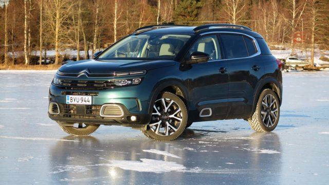 Koeajo: pehmeämpi synttärilahja – Citroën C5 Aircross