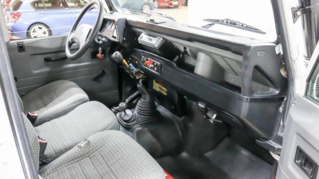 Land Rover Defender istuin - Tori.fi