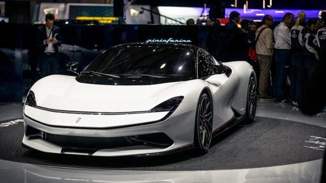 Geneve 2019 Pininfarina Battista