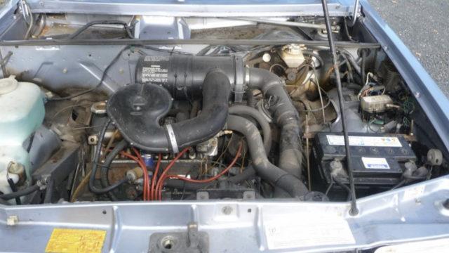 Talbot Horizon Petro moottori - Tori.fi