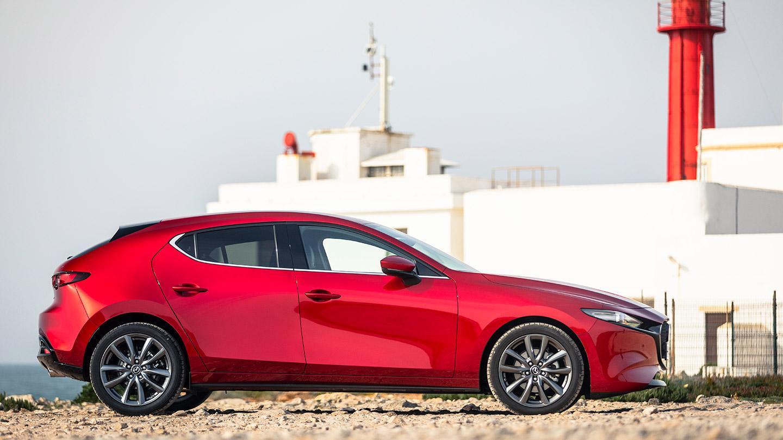 Mazda 3 Sport Vs Touring >> Mazda Skyactiv X On Teknisesti Vallankumouksellinen