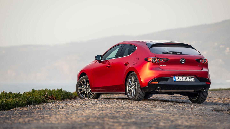 Mazda 3 Sport >> Koeajo Mazda 3 Hatchback Komea Ja Vaivaton Perheauto Saa