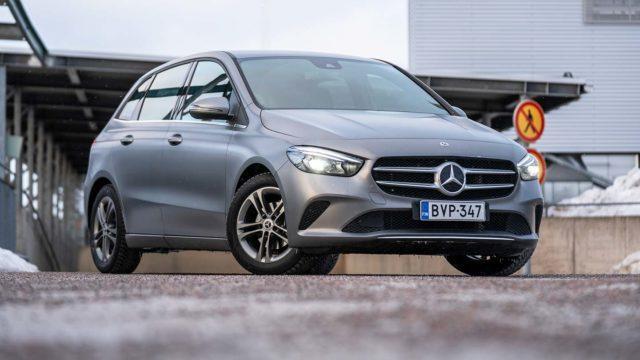 Koeajo: väljempi veli – Mercedes-Benz B