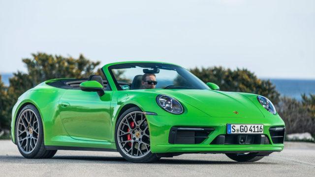 Maistiainen: Porsche 911 Carrera 4S Cabriolet – katoton ilman kompromisseja