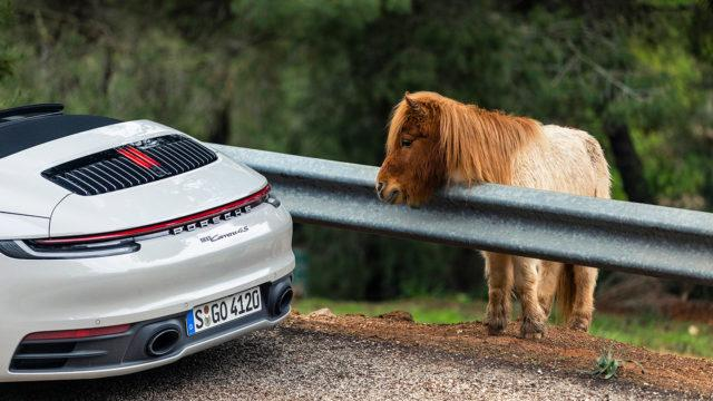 Porsche 911 Carrera 4S Cabriolet (992)