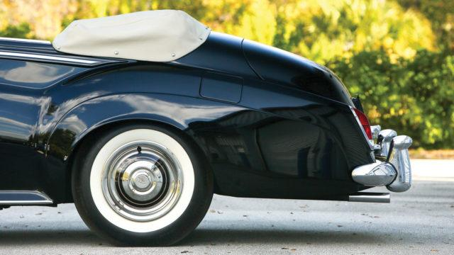 Rolls-Royce Silver Cloud III Drophead Coupe katto - RM Sotheby's