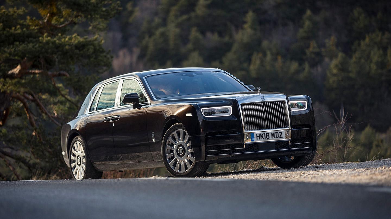 Rolls Royce Phantom Hinta