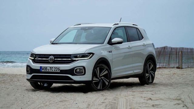 Koeajo: Perheen pienimmän vuoro – Volkswagen T-Cross