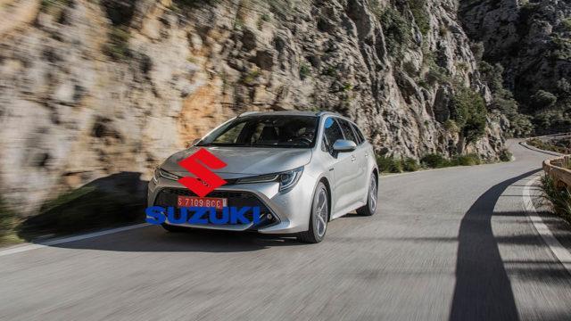 Suzuki saa uusia malleja Eurooppaan Toyota hybrid Corolla RAV4