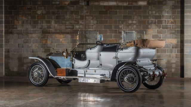 1909 Rolls-Royce 40/50 HP Silver Ghost Roi-des-Belges