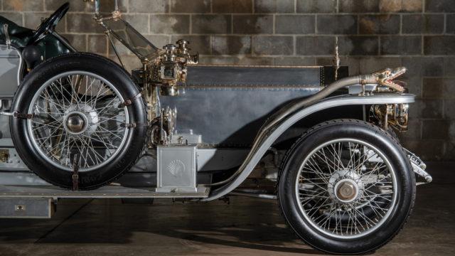 1909 Rolls-Royce 40/50 HP Silver Ghost Roi-des-Belges keula