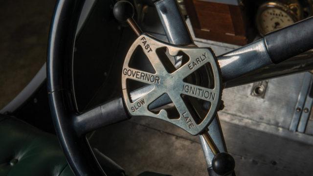 1909 Rolls-Royce 40/50 HP Silver Ghost Roi-des-Belges ratti