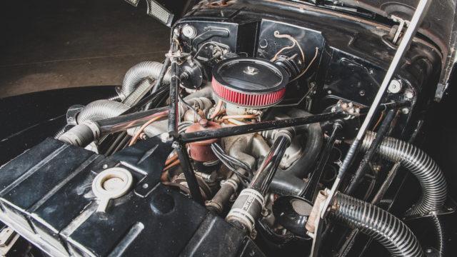 Cord 812 Phaeton - moottori