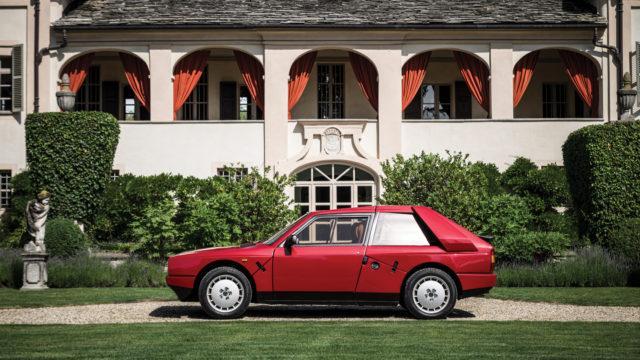 Lancia Delta S4 Stradale - sivu