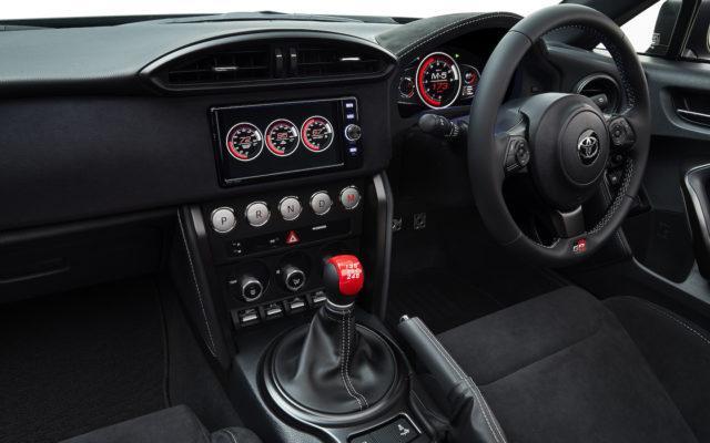 Toyota GT86 TNGA Subaru BRZ
