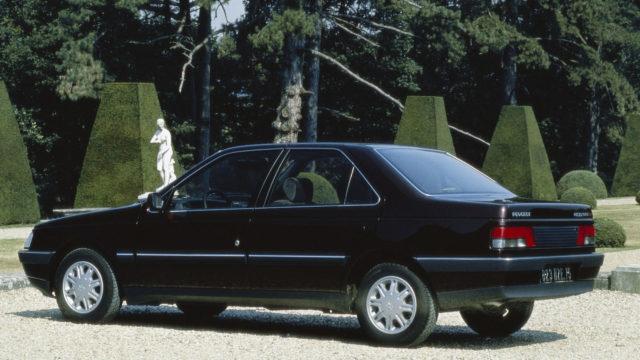 Peugeot 405 Azerbaidžan