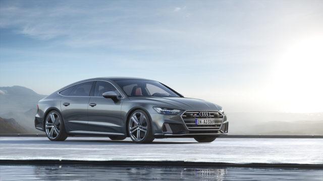 Audi S6, Audi S6 Avant, Audi S7 Sportback
