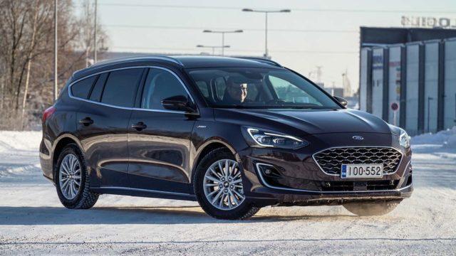 Koeajo: isommat merkkifarkut – Ford Focus Vignale Wagon