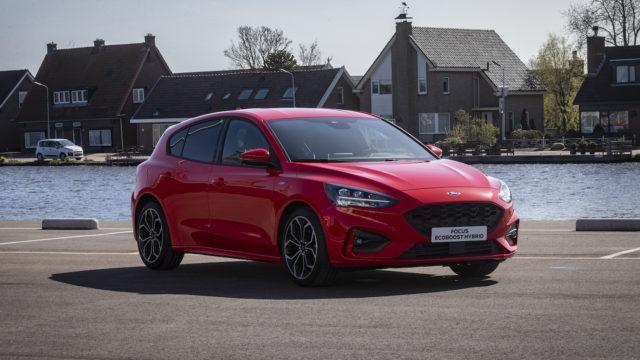 Ford kevythybridi Fiesta mHEV Focus mieto hybridi