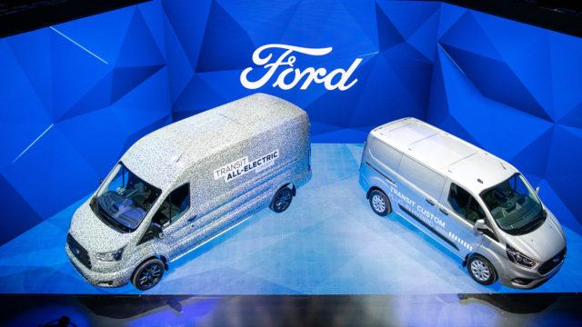 Ford Go Further minne vie tiesi, Ford?