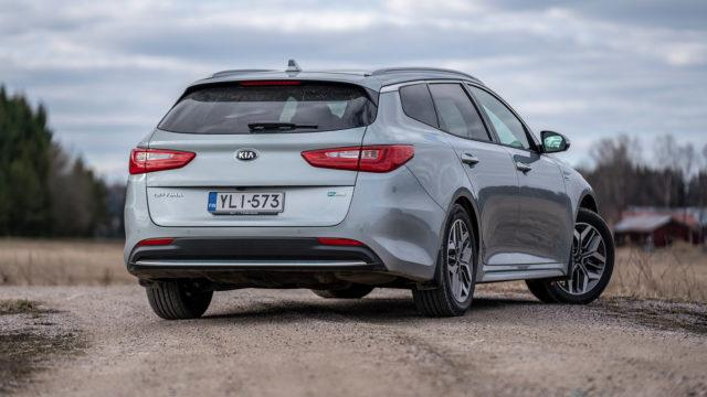 Kia Optima Plug-in