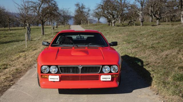 Lancia 037 keula