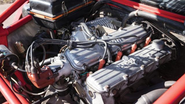 Lancia 037 moottori