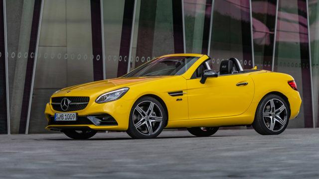 Mercedes-Benz SLC 300 Final Edition