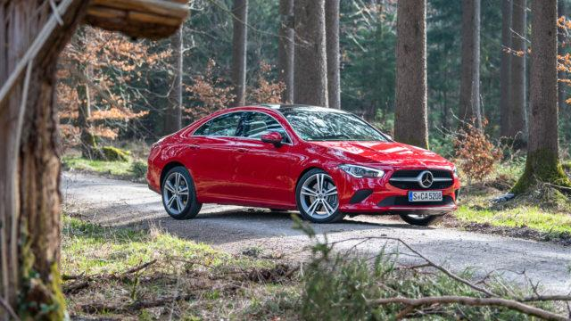 Koeajo: tyylin ja tekniikan risteyksessä – Mercedes-Benz CLA Coupé