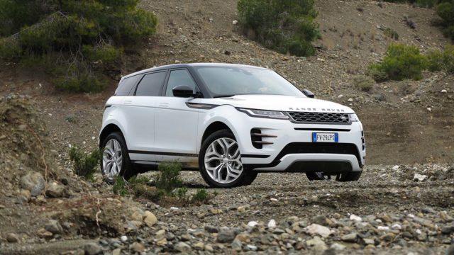 Koeajo: sliipatusti sopivampi – Range Rover Evoque