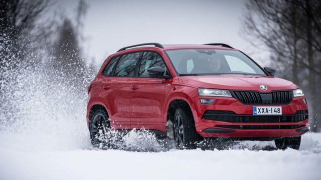 Koeajo: Škoda Karoq Sportline – sportti-SUV suosikiksi?