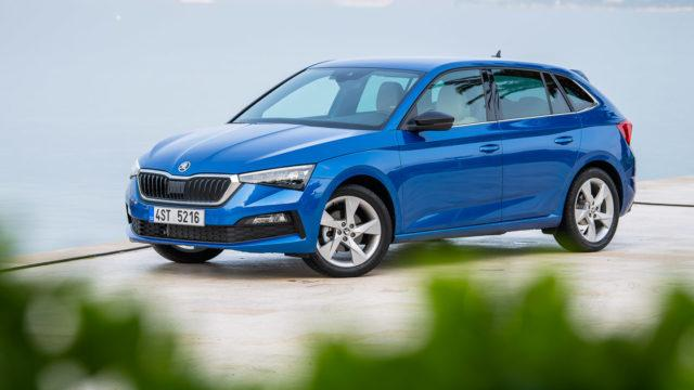 Koeajo: tsekkiaskel ylöspäin – Škoda Scala